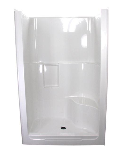 shower-steam shower-stall prefab Bathroom Pinterest - bing steam shower