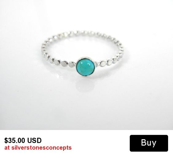 #stackingring#silverring#jewelrydesign#turquoise