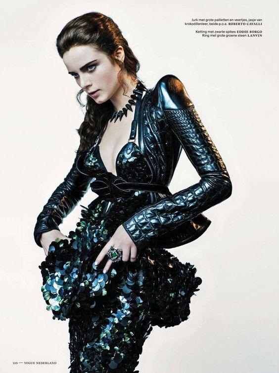 Neo Victorian dress