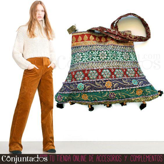 ¡Por fin es viernes tarde! ¡A pornerse cómoda y a merendar con las amigas! (o con los peques al parque). Por cierto, si necesitas un bolso grande, que quepa todo, que sea precioso y alegre... ¡Lo has encontrado! ★ Precio: 19,95 € en http://www.conjuntados.com/es/bolso-pukhet-con-flores-y-gotas.html ★ #novedades #bolso #handbag #purse #accesorios #shopping #trendy #tendencias #tendances #moda #mode #estilo #style #stylish #GustosParaTodas #ParaTodosLosGustos #chic #casual #love