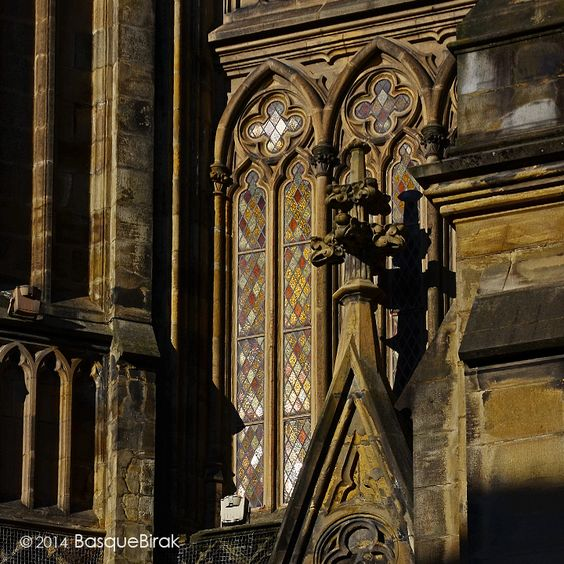 Catedral del Buen Pastor. Good Shepherd's Cathedral. Cathédrale du Bon Pasteur. Donostia - San Sebastián, Basque Country. #donostia #sansebastian #basquecountry www.basquebirak.com