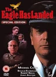 The Eagle Has Landed is a 1976 British film directed by John Sturges and starring Michael Caine, Donald Sutherland, and Robert Duvall. Based on the novel The Eagle Has Landed by Jack Higgins, the film is about a German plot to kidnap Winston Churchill during the height of World War II. The Eagle Has Landed was Sturges' final film, and received positive reviews and was successful upon its release