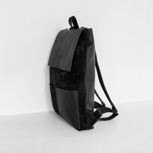 MUM&CO // BACKPACK II BLACK