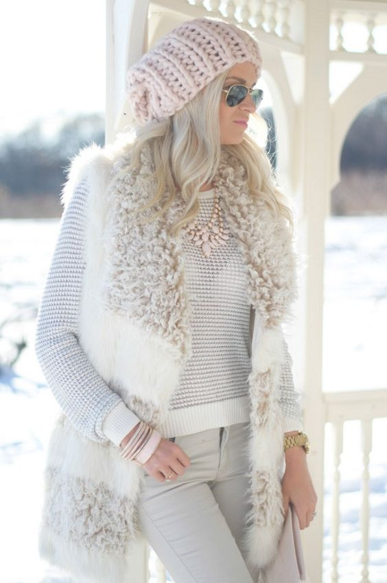 Winter White with @hmusa:
