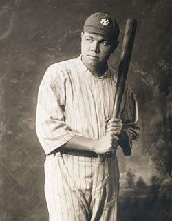 biography of george herman ruth jr Professional baseball player babe ruth was born george herman ruth jr on february 6, 1895, in baltimore,  babe ruth biography author biographycom editors.