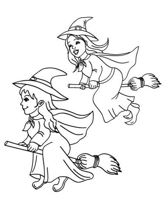 34++ Brujas para dibujar faciles ideas