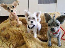 Chihuahua Häkelanleitung