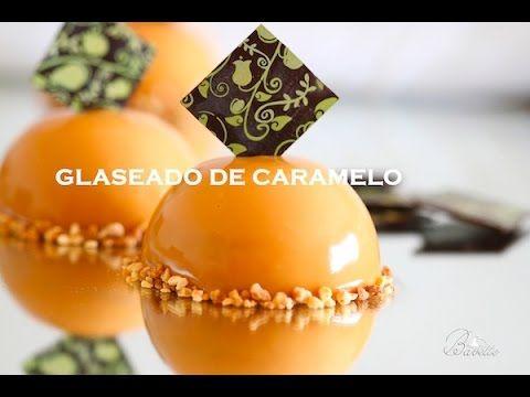 Crema catalana con manzana, y glaseado de caramelo | Bavette