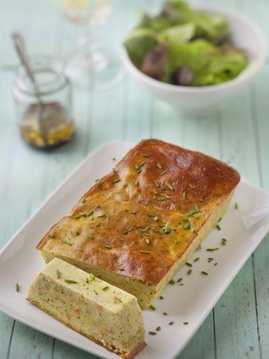 pain de courgettes au surimi recette cuisine et pain d. Black Bedroom Furniture Sets. Home Design Ideas