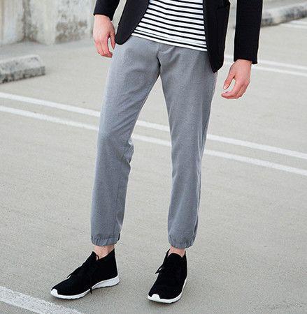 【2016年旬のトレンド】ユニクロ ジョガーパンツ|2,990円でクールに決まる本命パンツの着こなしコーデ12選大特集!