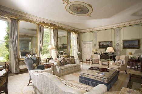 Millionaire property tycoon puts country estate on the market for ...