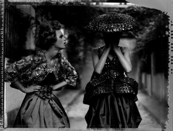 eclektic:    German photographer Cathleen Naundorf