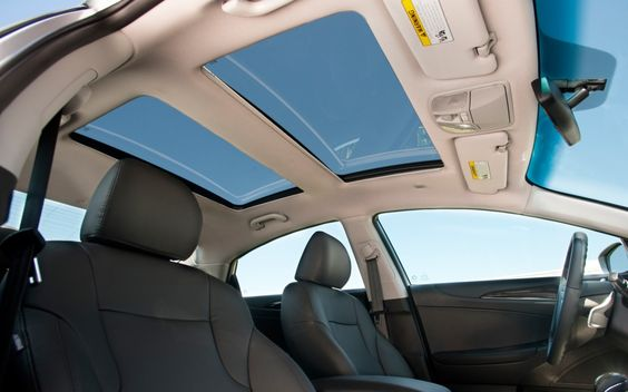 2013 Hyundai Sonata Limited with Panoramic Moonroof