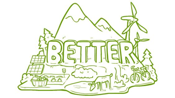 Better - Story of Stuff: 'In a World with Too Much Stuff, Solutions Are Everywhere'