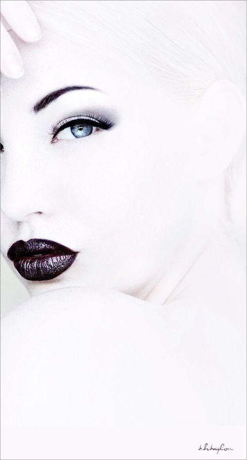 White beauty | We Heart It