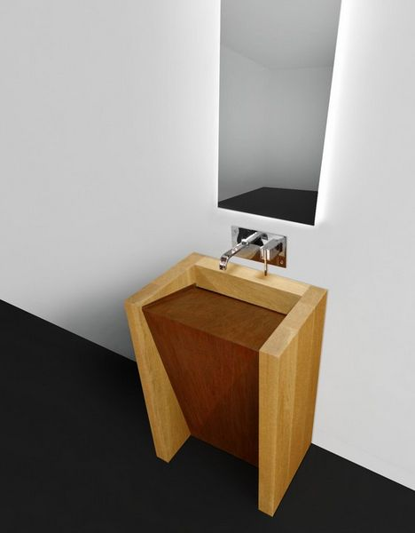 This would be so perfect with some type of hidden faucet.