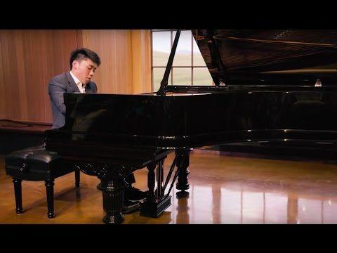 George Li Plays Liszt Hungarian Rhapsody No 2 Youtube Liszt George Music