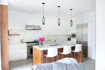 WEST 21ST AVE - 2014 contemporary kitchen