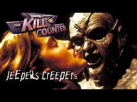 Jeepers Creepers 1 2 The Kill Counter Youtube
