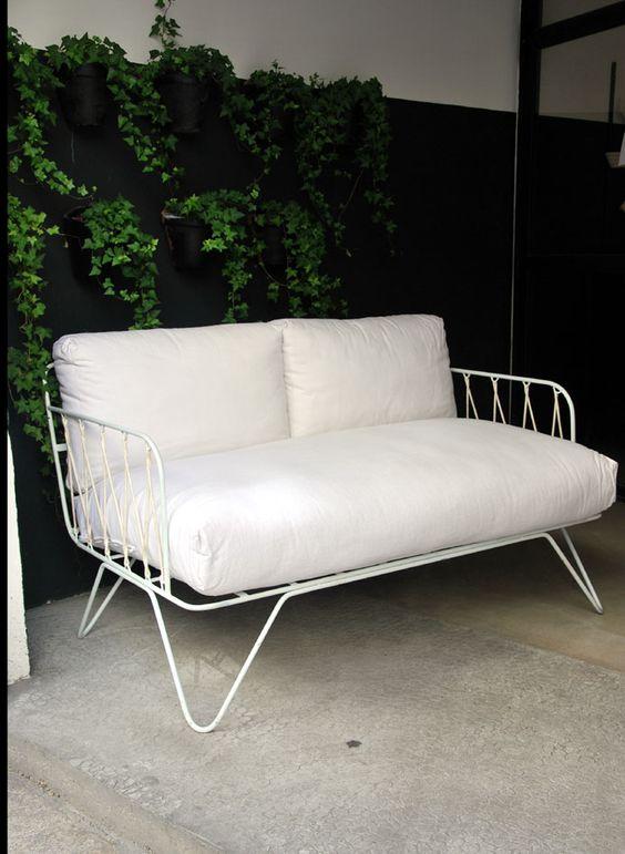 honor d coration fauteuils et tabourets banquette 50 39 s meubles pinterest meubles. Black Bedroom Furniture Sets. Home Design Ideas