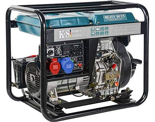 K S Konner Sohnen Diesel Generator 230v 400v 75kw Stromaggregat 9100hde 1 3 Ats Stromerzeuger 1 450 00 5 Diesel Generatoren Mach Dein Ding