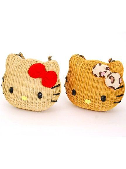 Hello Kitty cluches