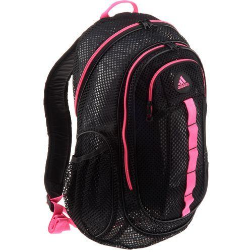 purple adidas backpack