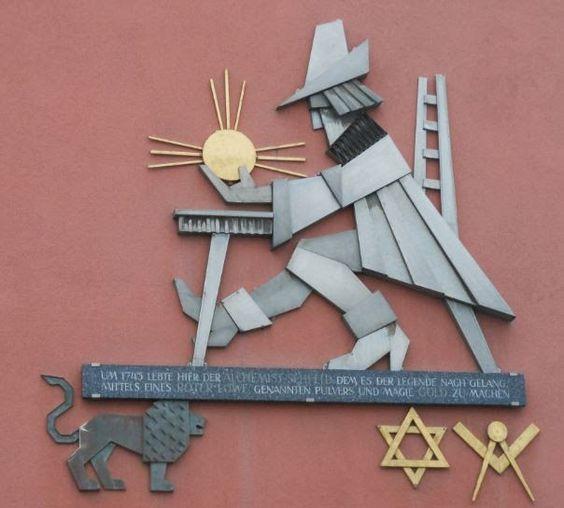 Der Alchimist von Rodaun/ The alchimist of Rodaun, Ketzergasse, Wien, Vienna, Österreich, Austria, mysteries, Alchemist, Geschichte, History, Franz-Stephan von Lothringen, Sage, legend