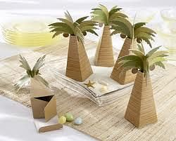 dulceros ideales para boda en playa !!