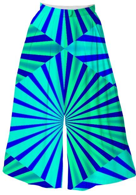 Boho Girl Culotte Pant-Skirt.  Feel Good Fashion & Living®  by Marijke Verkerk Design www.marijkeverkerkdesign.nl