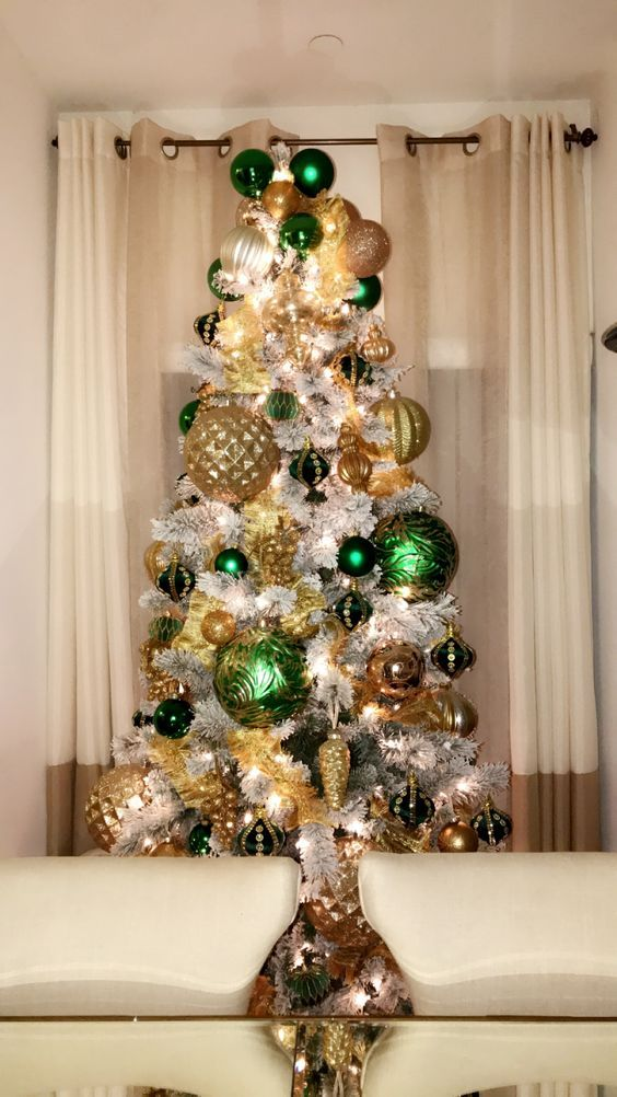 Green Christmas Tree Ideas 2020 Pin on CHRISTMAS DECORATING STYLE   ARTISANS LIST