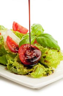 Great Lakes Olive Oil Co.: Raspberry and Almond Vinaigrette
