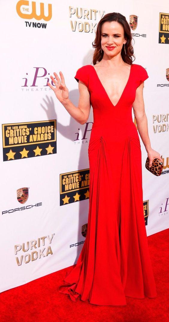 Juliette Lewis no Critics' Choice Awards 2014 (17/01/14)