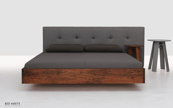 bed habits collectie bedden designbedden two time info