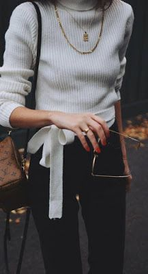 49 Awesome Winter Fashion Outfit - Style Spacez