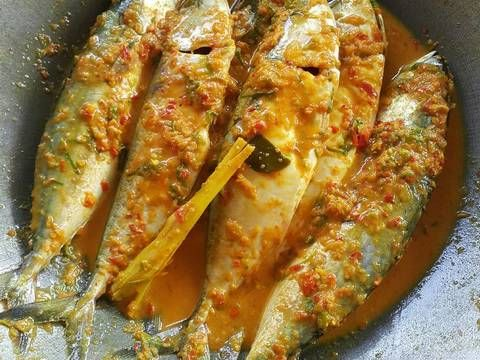 Resep Kembung Bakar Padang Oleh Xander S Kitchen Resep Resep Masakan Resep Ikan Bakar Resep Ikan