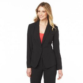 JESSICA®/MD Canada's Best Washable Jacket This Canada's Best work blazer from Jessica not only looks great - it's easy-care too. Toss it in the wash and tumble dry to wear over and over. It's semi-fitted and features an ''I mean business'' notched collar, functional pockets and is lined for confident, all-day comfort.