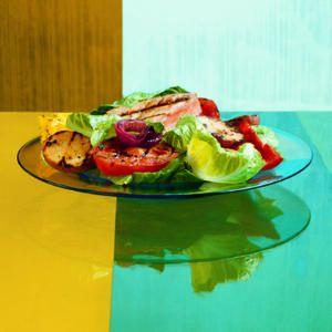 Grilled-Tuna Salad | MyRecipes.com