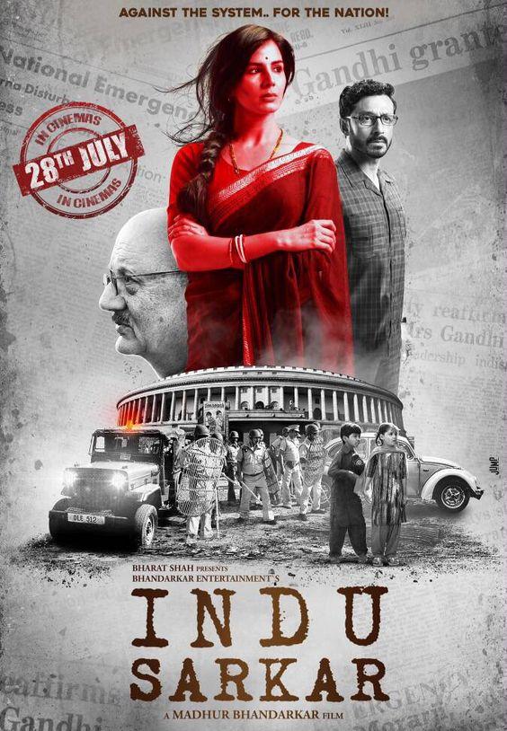 Indu Sarkar (2017) DVDRip