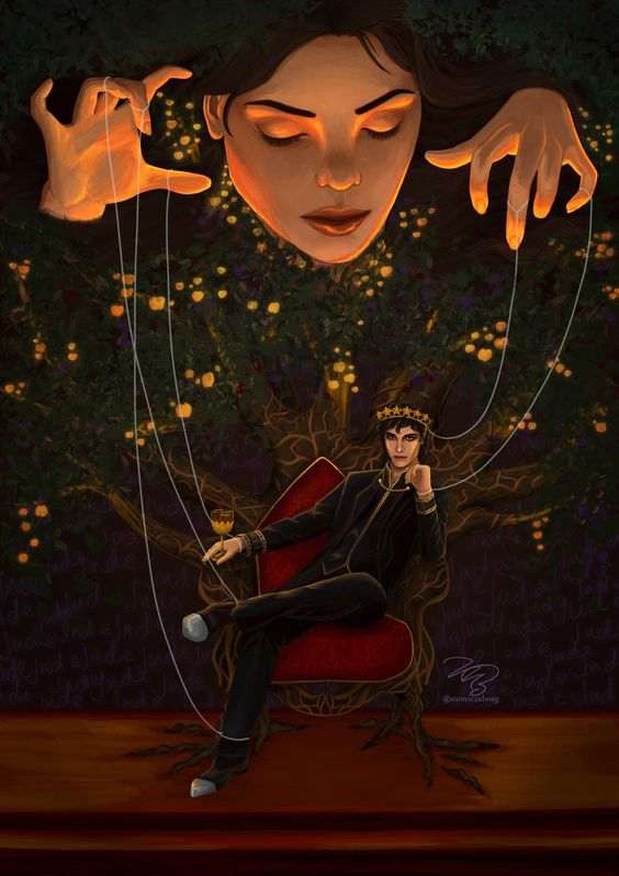 'I will be your puppet.' by monicaaborg on DeviantArt
