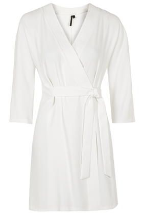 Judo Wrap Dress by Boutique