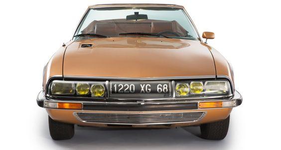 Citroën SM Cabriolet: The most beautiful Maserati ever?   Classic Driver Magazine