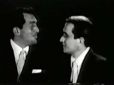 Dean & Perry Como sing Return to me