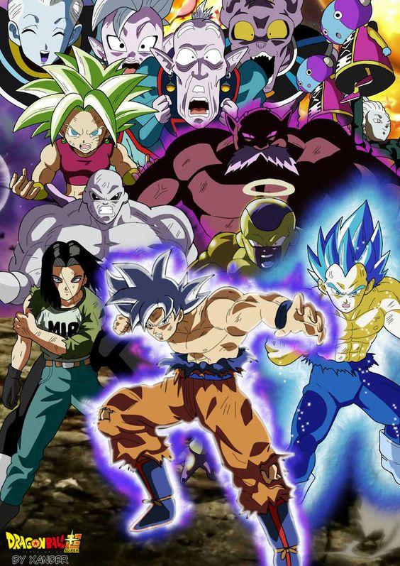 Strength Tournament By Xanderjasso1 Anime Dragon Ball Super Dragon Ball Super Goku Anime Dragon Ball