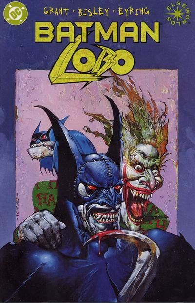 Batman / Lobo vol 1 # 1