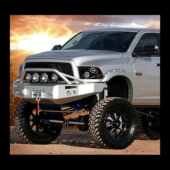 Dodge RAM 09-12 1500 & 10-12 2500/3500 PROJECTOR HEADLIGHTS - Truckwurx LLC