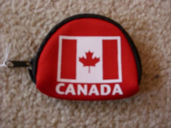 www prada handbag com - Canada Coin Purse Red with Canadian Maple Leaf Zipper Top BRAND ...