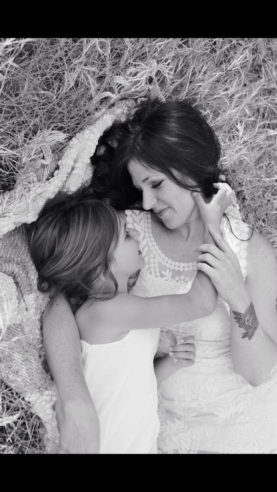 Mother/Daughter photography