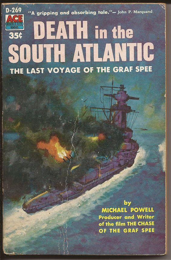 Ace Michael Powell: Death in the South by PurkeysPaperbacks