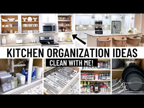 Kitchen Organization Ideas Dollar Tree Diy Clean Organize